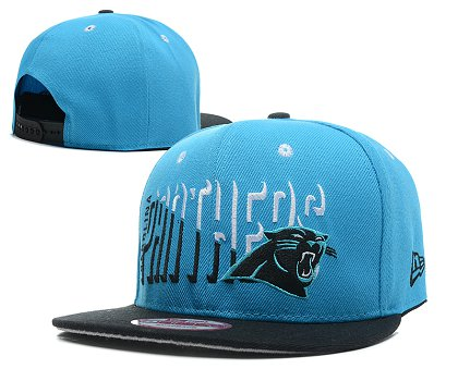 Carolina Panthers Snapback Hat SD 1s33