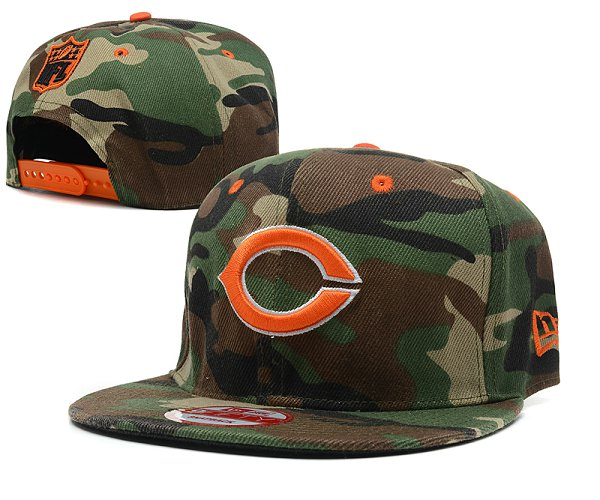 Chicago Bears NFL Snapback Hat SD 2304