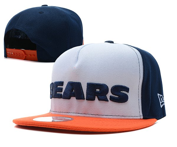 Chicago Bears Snapback Hat SD 2804