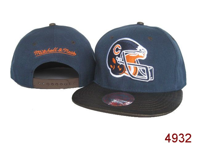Chicago Bears Snapback Hat SG 3814