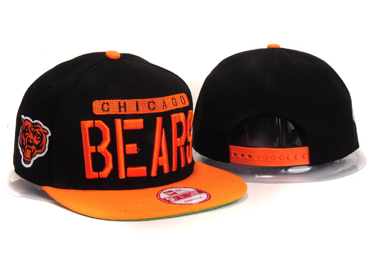 Chicago Bears Snapback Hat Ys 2110