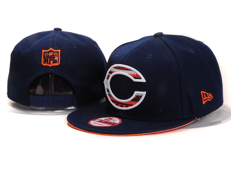 Chicago Bears Snapback Hat YS 9301