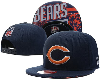 Chicago Bears Hat SD 150315 07