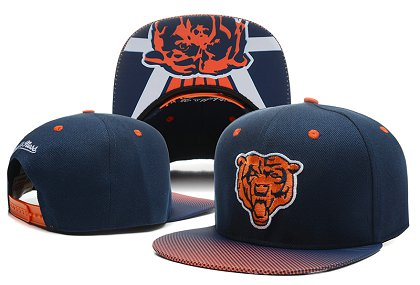 Chicago Bears Hat DF 150306 12