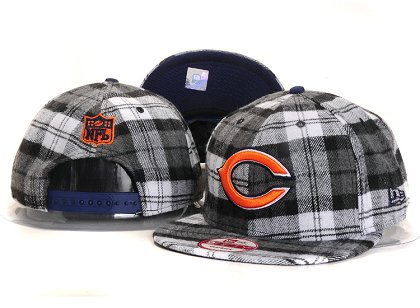 Chicago Bears New Type Snapback Hat YS 6R02