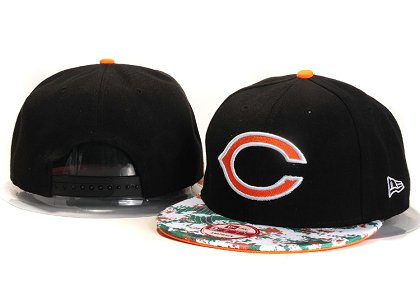 Chicago Bears New Type Snapback Hat YS A713