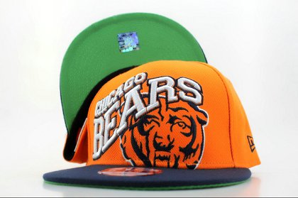 Chicago Bears NFL Snapback Hat QH x