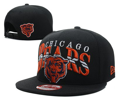 Chicago Bears Snapback Hat SD 6R07