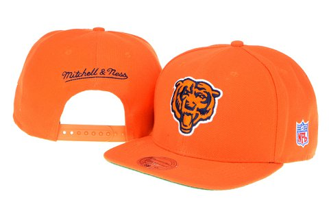 Chicago Bears NFL Snapback Hat 60D1