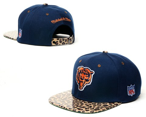 Chicago Bears NFL Snapback Hat 60D5