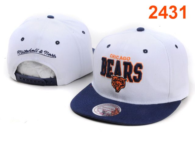 Chicago Bears NFL Snapback Hat PT40