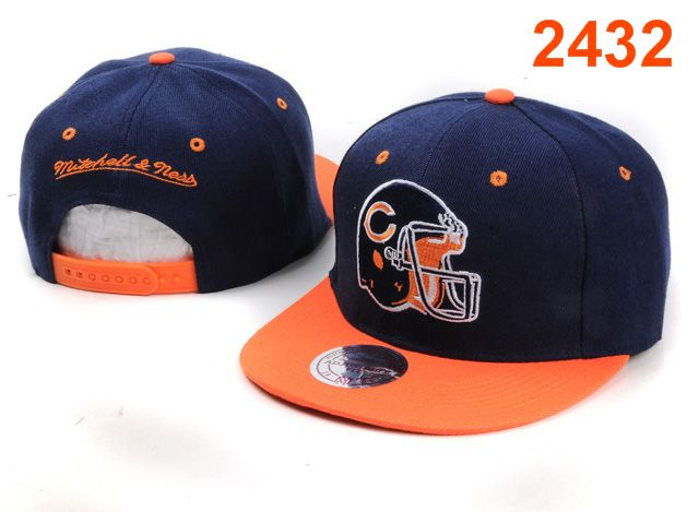 Chicago Bears NFL Snapback Hat PT41