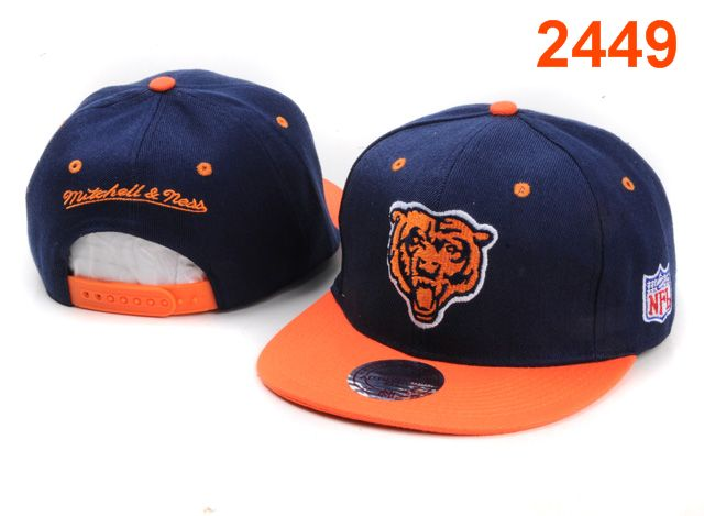 Chicago Bears NFL Snapback Hat PT58