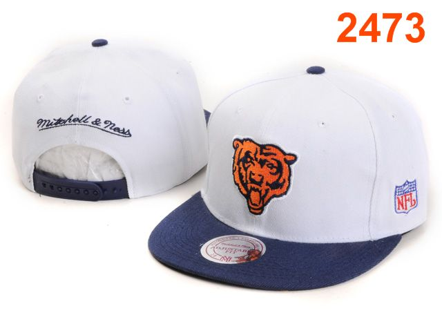 Chicago Bears NFL Snapback Hat PT80