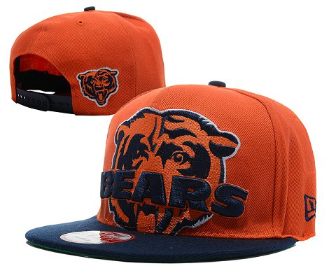 Chicago Bears NFL Snapback Hat SD3