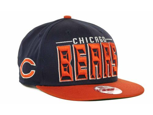 Chicago Bears NFL Snapback Hat SD5