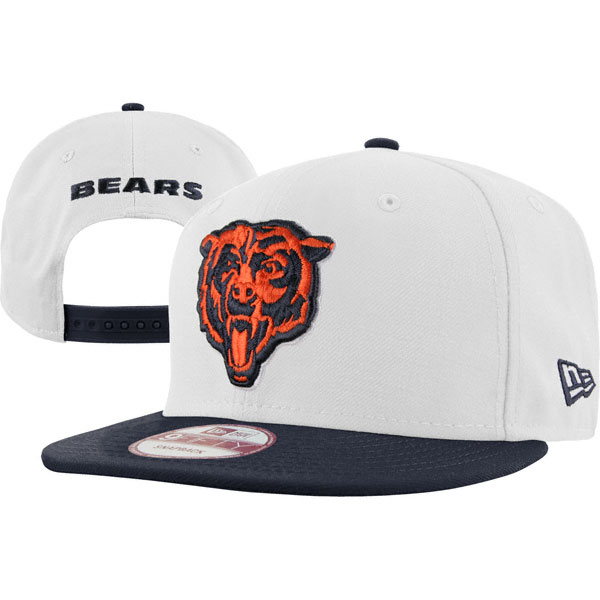 Chicago Bears NFL Snapback Hat XDF045
