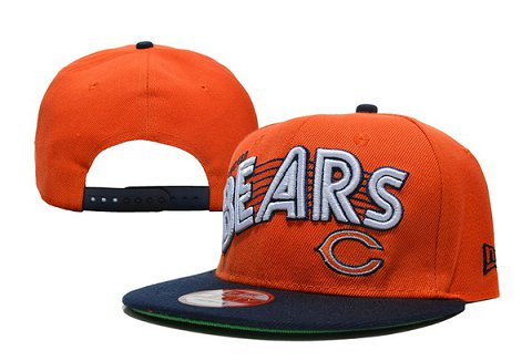 Chicago Bears NFL Snapback Hat XDF085