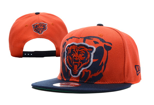 Chicago Bears NFL Snapback Hat XDF195
