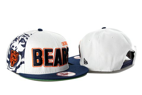 Chicago Bears NFL Snapback Hat YX217