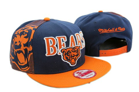 Chicago Bears NFL Snapback Hat YX248