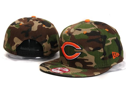 Chicago Bears NFL Snapback Hat YX295