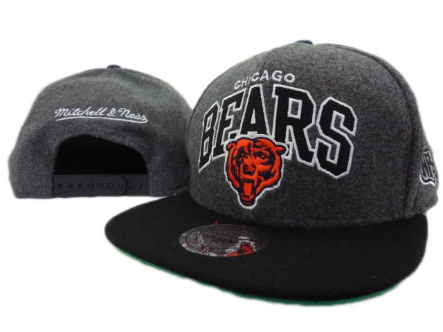 Chicago Bears NFL Snapback Hat ZY1