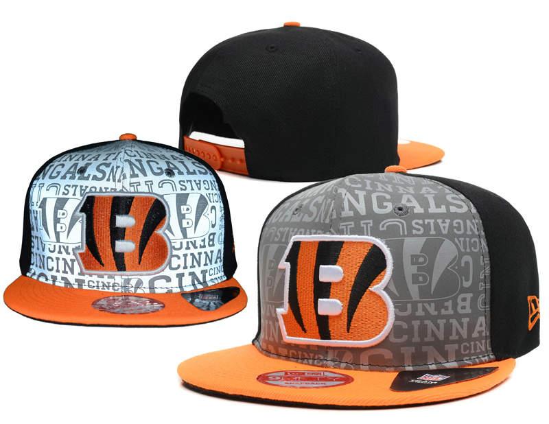 54f160a2693 Cincinnati Bengals Hats   Cheap Snapback Hats   Caps - Wholesale ...