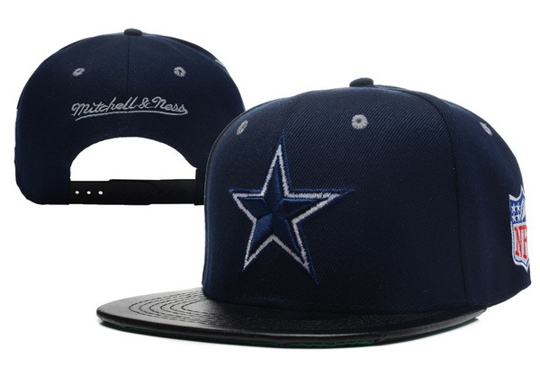 Dallas Cowboys Blue Snapback Hat XDF 0512