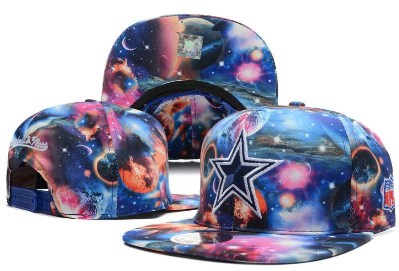Dallas Cowboys Snapback Hat DF 1