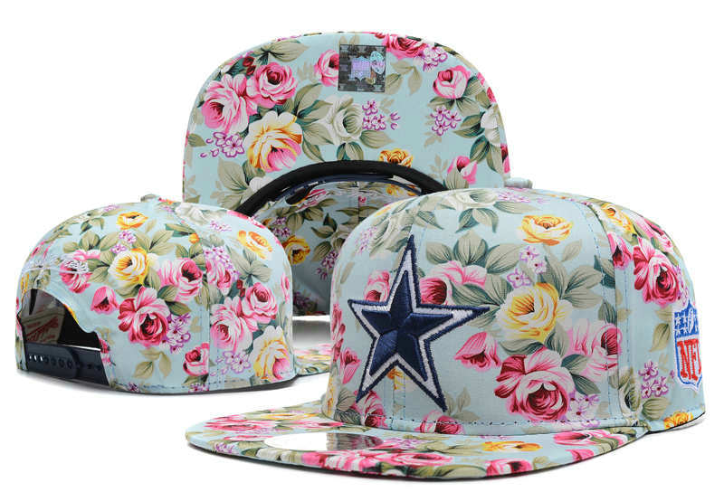 Dallas Cowboys Snapback Hat DF