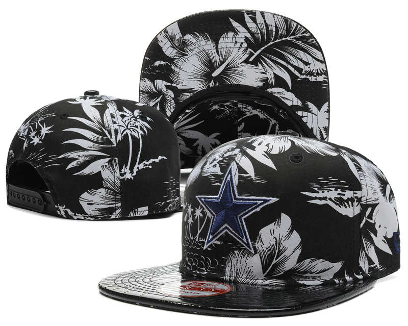Dallas Cowboys Snapback Hat SD 1