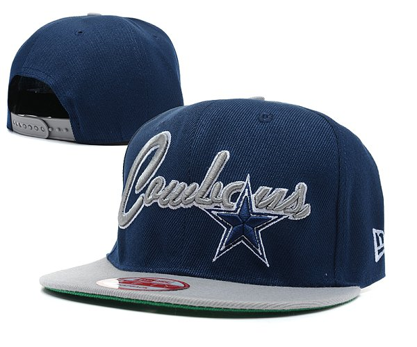 Dallas Cowboys NFL Snapback Hat SD 2312