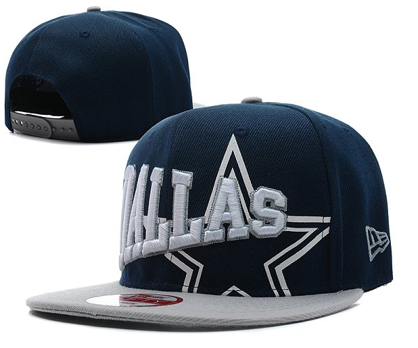 Dallas Cowboys Snapback Hat SD 2801