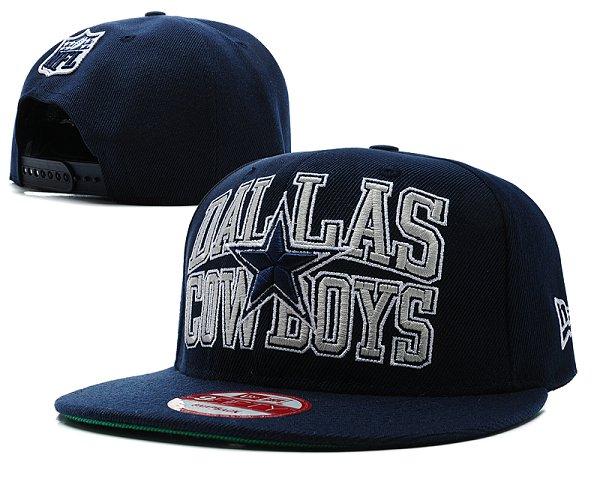 Dallas Cowboys Snapback Hat SD 8509