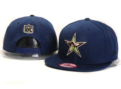 Dallas Cowboys New Type Snapback Hat YS 6R45
