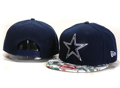 Dallas Cowboys New Type Snapback Hat YS A715