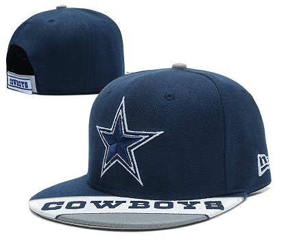 Dallas Cowboys Snapback Hat 103SD 05