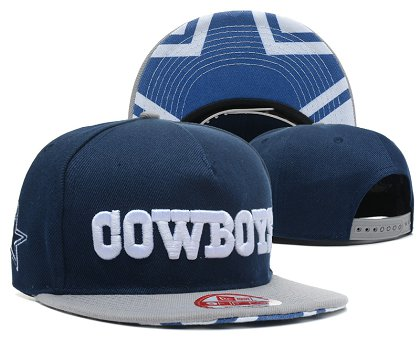 Dallas Cowboys Snapback Hat SD 1s18