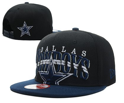 Dallas Cowboys Snapback Hat SD 6R06