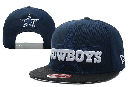 Dallas Cowboys Snapback Hat XDF-Q