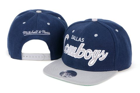 Dallas Cowboys NFL Snapback Hat 60D1