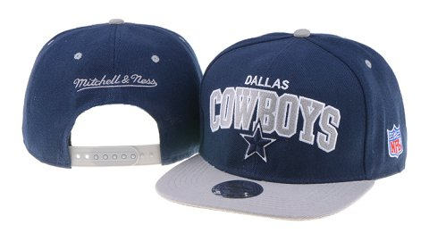 Dallas Cowboys NFL Snapback Hat 60D2