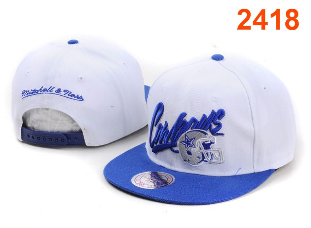 Dallas Cowboys NFL Snapback Hat PT28