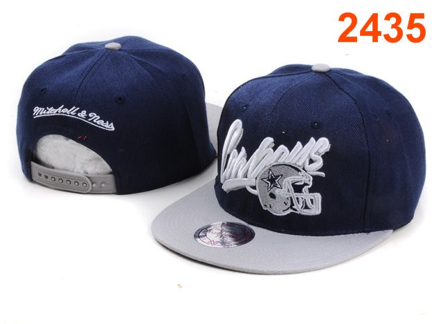 Dallas Cowboys NFL Snapback Hat PT44