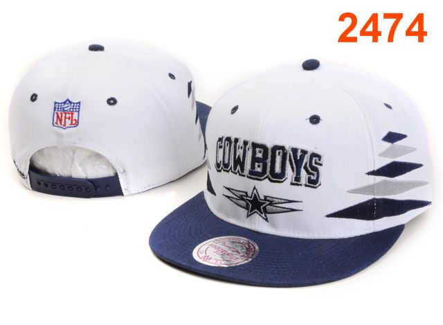 Dallas Cowboys NFL Snapback Hat PT81