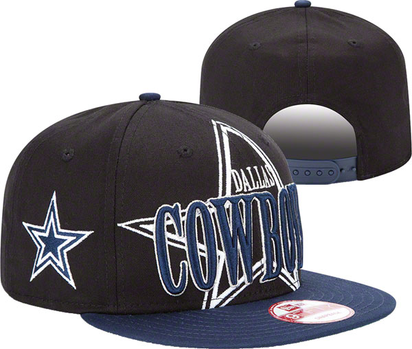 Dallas Cowboys NFL Snapback Hat SD05