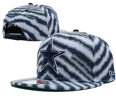 Dallas Cowboys NFL Snapback Hat SD06