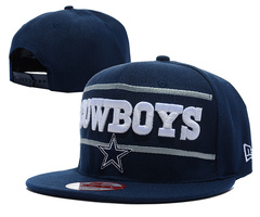 Dallas Cowboys NFL Snapback Hat SD08