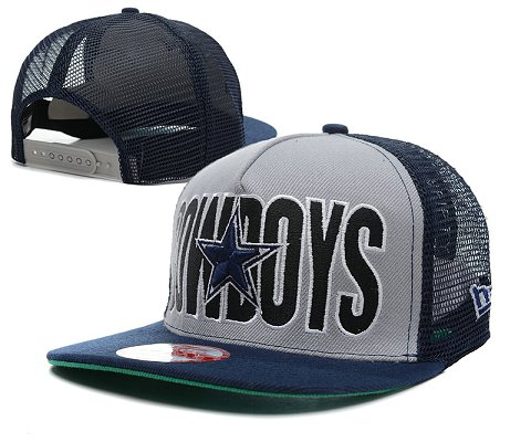 Dallas Cowboys NFL Snapback Hat SD10